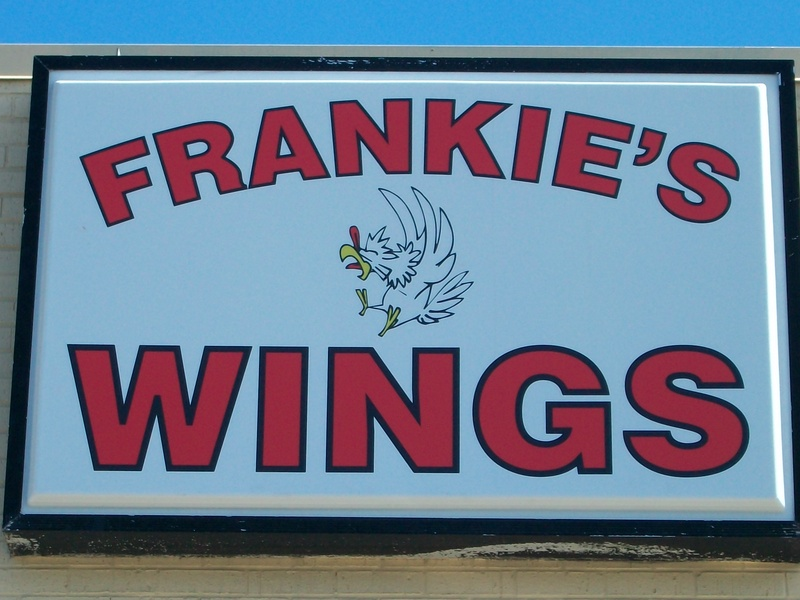 Frankie's Wings & Things, 281 W. Cocoa Beach Cswy., on SR 520 across from the Dinosaur Store, Cocoa Beach, Florida, 32931, USA
